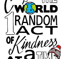 Acts of Kindness (all year round!) by plux85