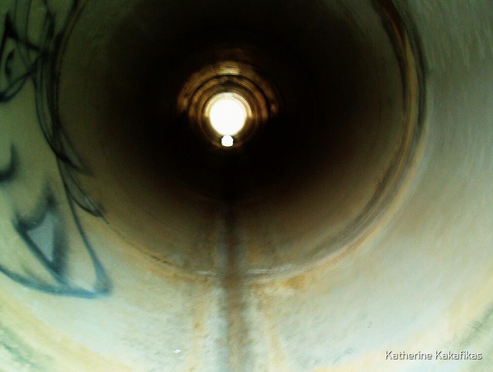 Tunnel by Katherine Kakafikas
