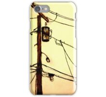 "You Pay for the View - ""Wired"" Series iPhone Case/Skin"