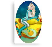 Princess Rosalina- Mario Kart 8 Canvas Print