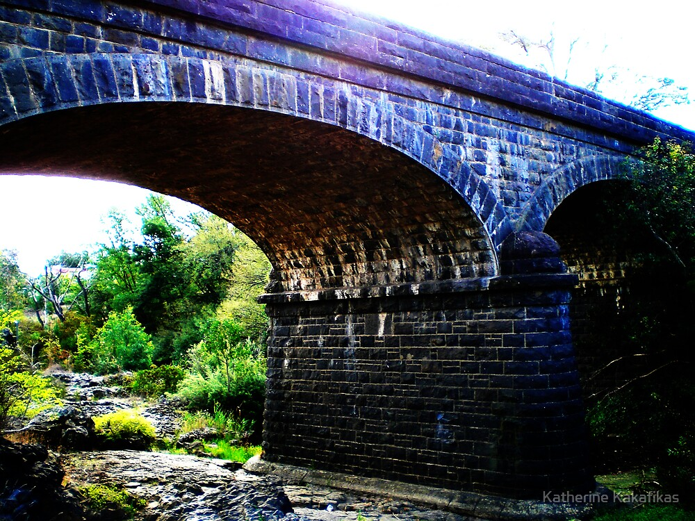 Old Bridge by Katherine Kakafikas