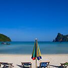 Beach in thailand by nsoup