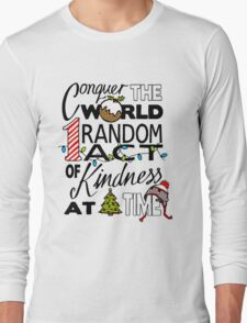 Acts of Kindness  Long Sleeve T-Shirt