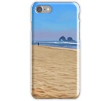 Rockaway Beach - Oregon iPhone Case/Skin