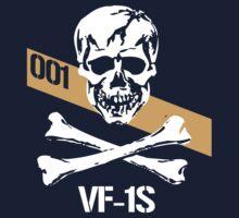 Roy Fokker Skull Squadron T-Shirt