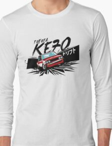 KE70 The Edge Long Sleeve T-Shirt