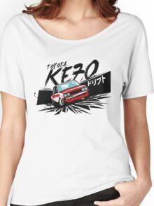 KE70 The Edge Women's Relaxed Fit T-Shirt