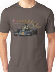 Ronnie Peterson JPS Team Lotus T-Shirt