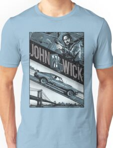 john wick chapter 2 movie Unisex T-Shirt