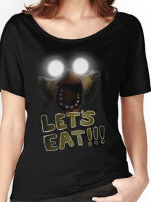 Let's Eat!!! Women's Relaxed Fit T-Shirt