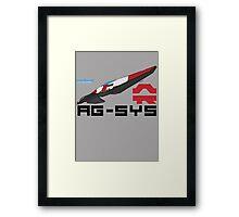 AG-System Framed Print