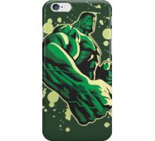 Hulk - Gamma  iPhone Case/Skin