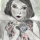 Lupe(Velez) by RobynLee