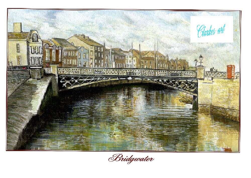Bridgwater by clarkesart