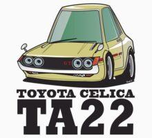 Toyota Celica TA22 T-Shirt
