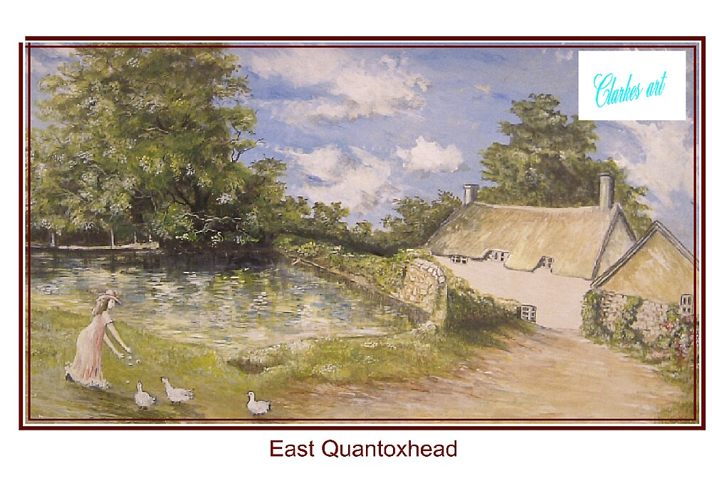 East Quantoxhead by clarkesart