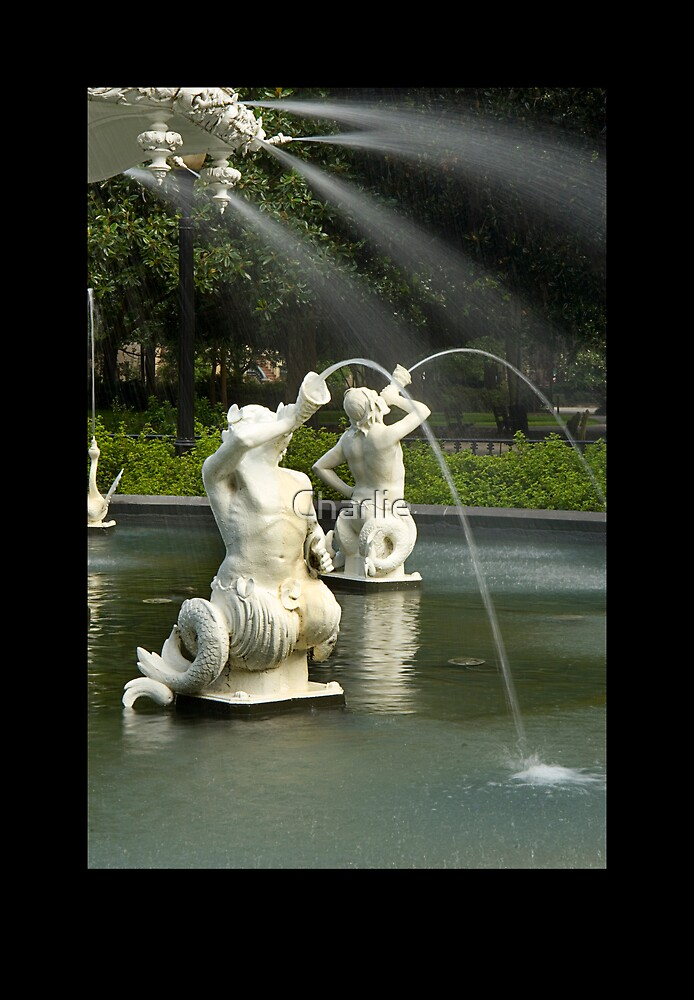 Forsyth Fountain by Charlie