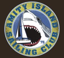 Amity Island Sailing Club by GritFX