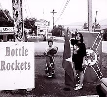Bottle Rockets by dimitrijansen