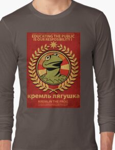 Kremlin The Frog Long Sleeve T-Shirt