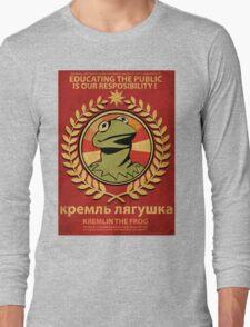 Kremlin The Frog Long Sleeve T-Shirt