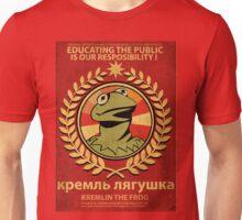 Kremlin The Frog Unisex T-Shirt