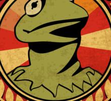 Kremlin The Frog Sticker