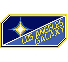 Los Angeles Galaxy Photographic Print