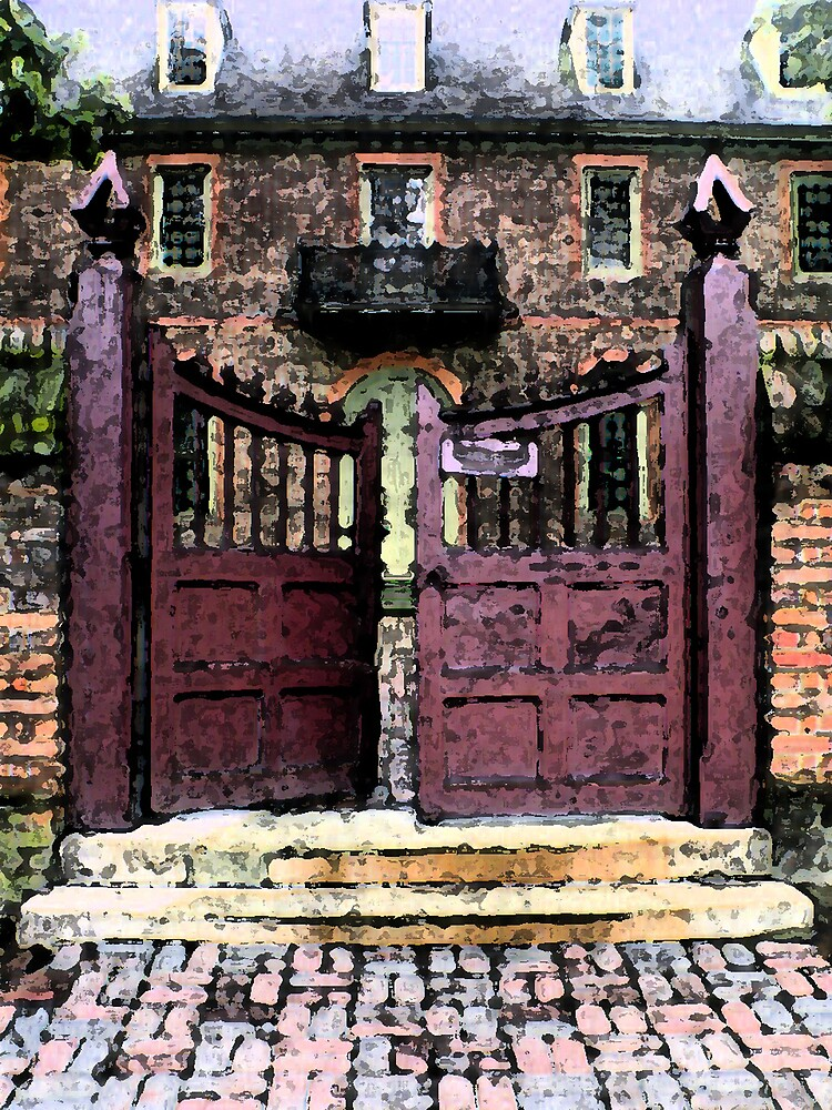 The Red Door by pr1konnect