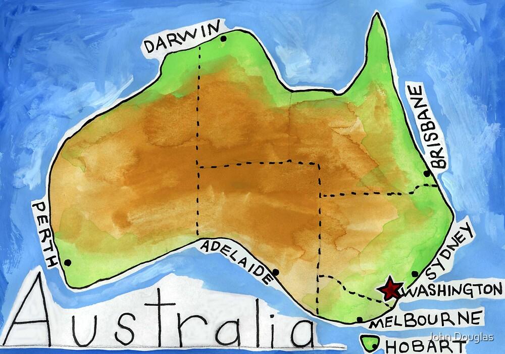Australia's Capital by John Douglas