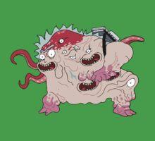Cronenberg Rick One Piece - Short Sleeve