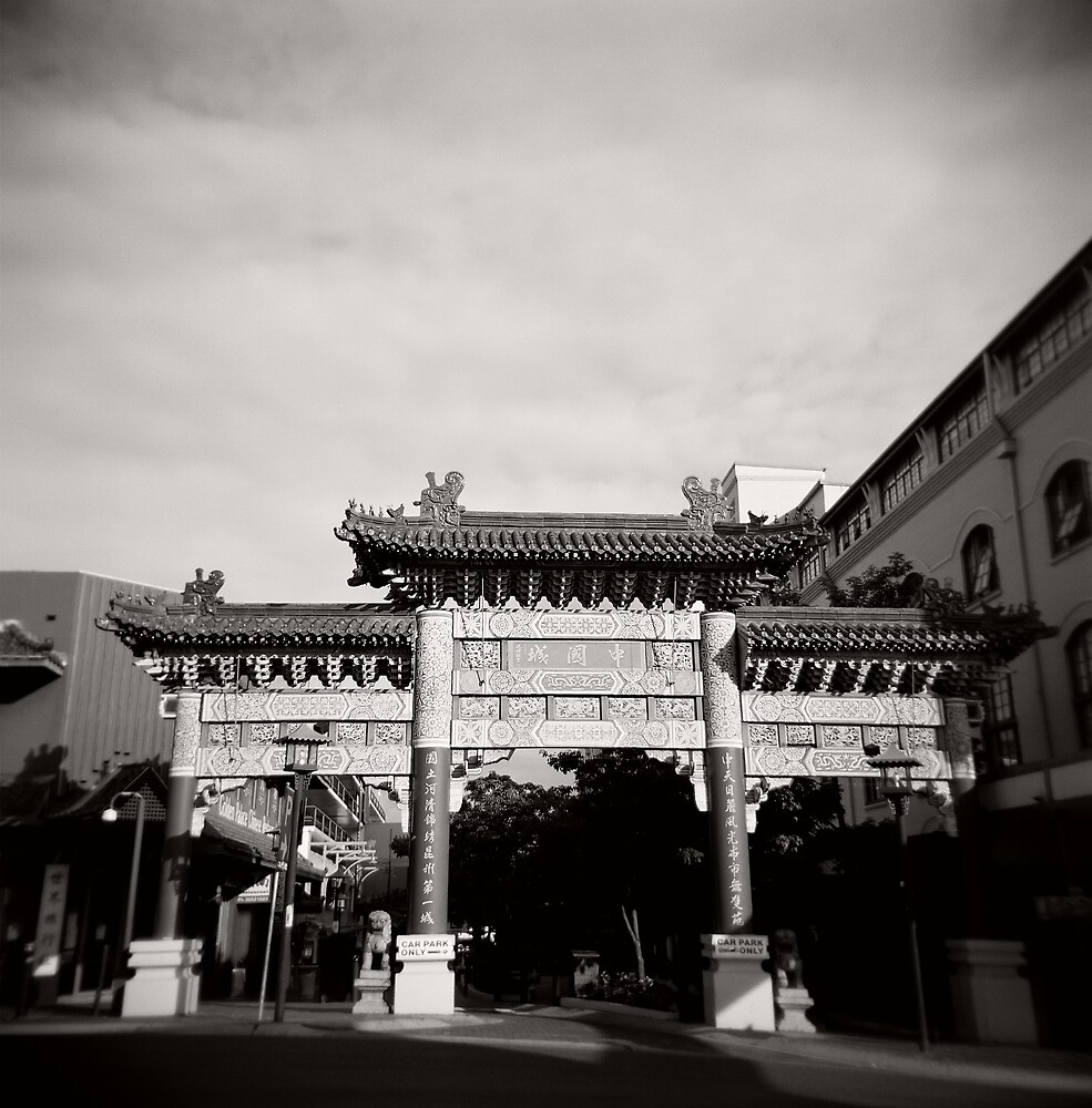 China Town - Brisbane by mimobase