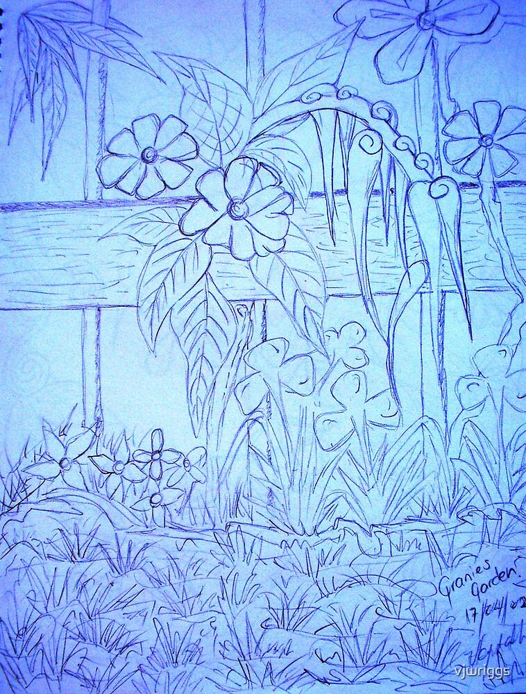 Grannies Garden by vjwriggs