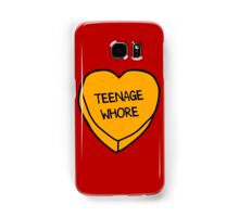Teenage Whore Samsung Galaxy Case/Skin