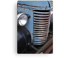 Old Timey Truck Canvas Print