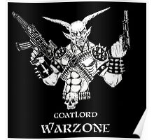 Goatlord Warzone Poster