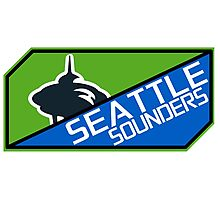 Seattle Sounders Photographic Print