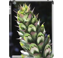 Oyster Plant  iPad Case/Skin
