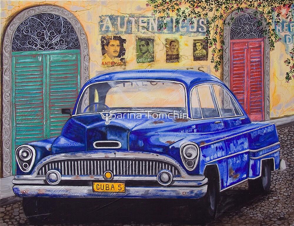 Cuba 5 by Sarina Tomchin