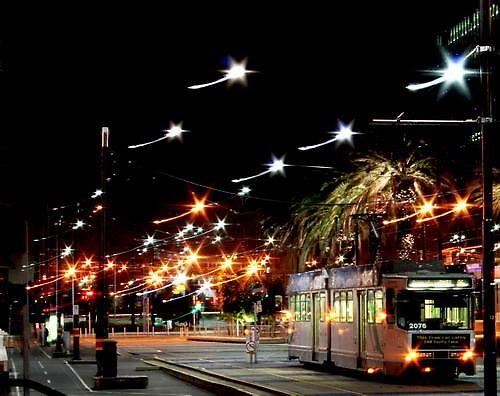 Big City Lights by nikkimcc