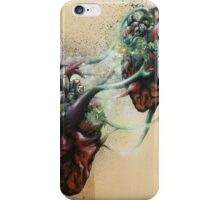 Arrested Vascular Fusion of Two Entities in Need iPhone Case/Skin