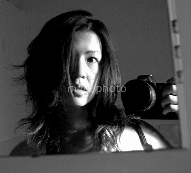 Self portrait by mayuphoto