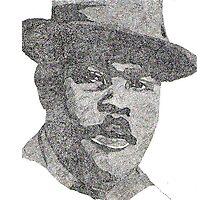 Marcus Garvey Photographic Print