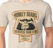 Monkey Brains (Color Print) Unisex T-Shirt