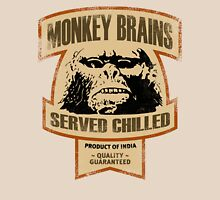 Monkey Brains (Color Print) Unisex T-Shirt
