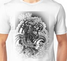 Japanese Phoenix in wonderland Unisex T-Shirt