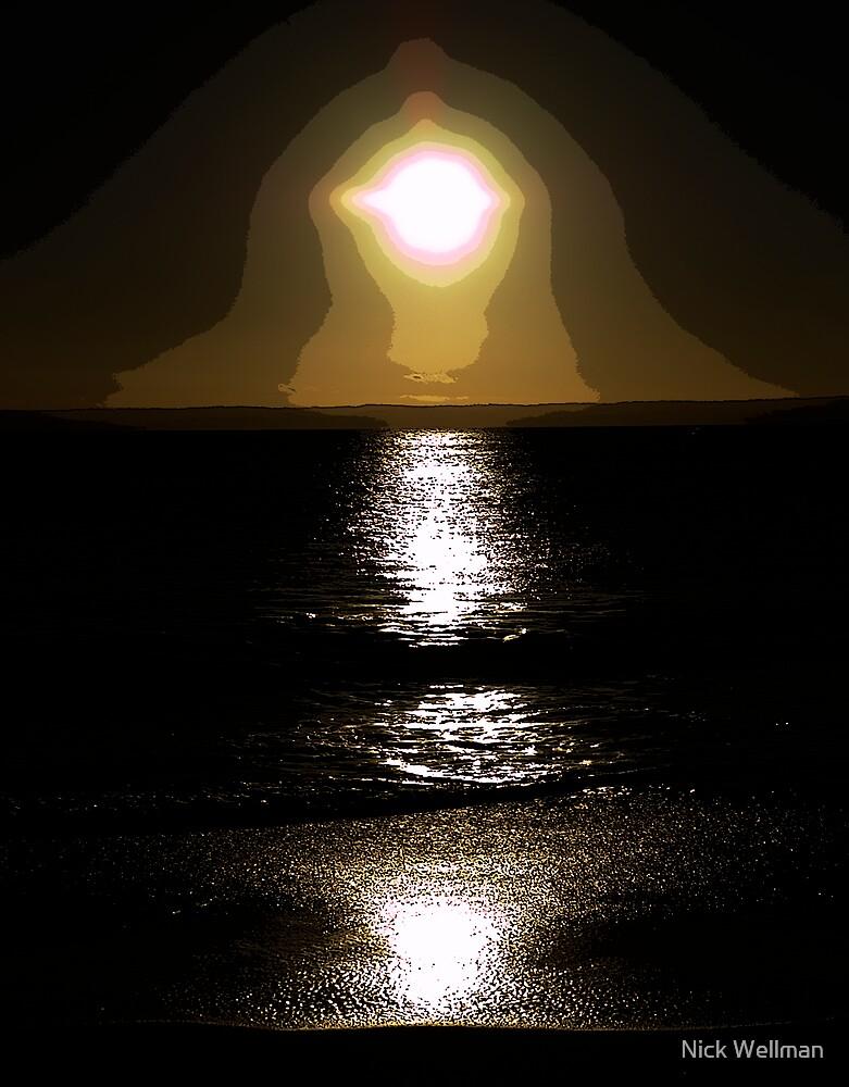 Blackwater Sun by wellman
