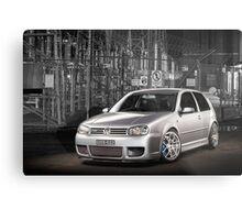 Jose's Volkswagen MkIV R32 Golf Metal Print