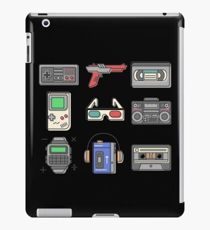 80s Essence iPad Case/Skin