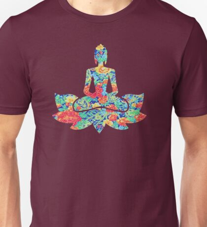 YOGA. BLESSED ARE THE FLEXIBLE Unisex T-Shirt